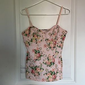 *2 for $22* Aritzia Talula bustier style tank top